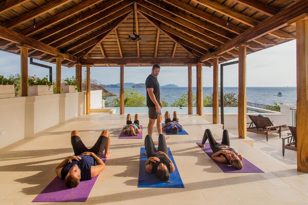 Santarena is the perfect place for your next wellness retereat