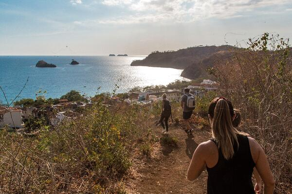 A wellbeing retreat to Costa Rica can be active and adventurous as well as thoughtful and introspective, both immersed in nature and connected to people